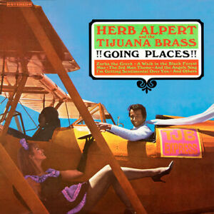 Herb Alpert & Tijuana Brass - Going Places [New CD]