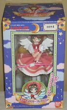 "Card Captor Sakura Battle Costume 6.3"" 16cm Figure Dolls Kinomoto Bandai Clamp"