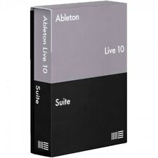 Ableton Live 10 Suite Academic DOWNLOAD