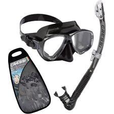 Cressi Marea Mask Alpha Ultra Dry Snorkel Package
