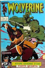 MARVEL WOLVERINE N.14 1990 PLAY PRESS