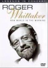 ROGER WHITTAKER - LEGENDS IN CONCERT NEW DVD