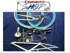 Kit bici bicicletta bike single speed  scatto fisso fixed gear uomo NUOVA