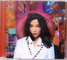 """Björk (Bjork) - Post (CD 1999) Features """"Army Of Me"""" """"It's Oh So Quiet""""!"""