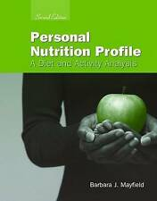 Personal Nutrition Profile: A Diet and Activity Analysis-ExLibrary