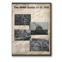 The WWII Battle of St. Vith Documentary 84th Infantry Division DVD - A761