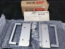 Nos Jvc Victor Bh-140E Vintage Rack Handles - 1 Pair - New Old Stock