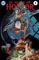 DC HOUSE OF HORROR #1 KALUTA COVER DC COMICS SUPERMAN WONDER WOMAN BATMAN FLASH