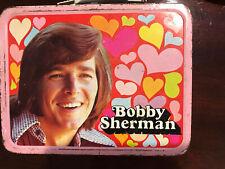 (Vintage) Rare Lunchbox Bobby Sherman (1972)