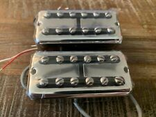 NEW - Filtertron® Style Humbucker Pickups Neck&Bridge - Chrome