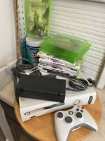 Microsoft Xbox 360 60GB Console Controller & 9 Games Tested Great White