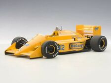 Lotus F1 99T #12 Japan Gp 1987 A.Senna Without Lotus Logo Autoart 1:18 AA88728