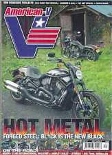 AMERICAN V-U.K.Harley Mag-No.49 December 2011/January 2012 (NEW COPY)