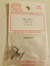Ho scale SS LTD Anvil 2 pcs Item # 2147