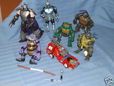 TEENAGE MUTANT NINJA TURTLE LOTTO Transformer LEO TRITURATORE Suoni Gratis UK Affrancatura
