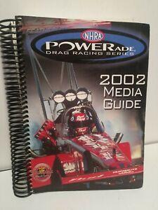 NHRA Powerade Drag Racing Series 2002 Media Guide M 65