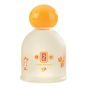 Jafra Tender Moments Toddler 1-2-4 Baby Cologne  3.3 Fl oz FREE SHIPPING
