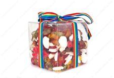 Haribo gelées cadeau cube (large) - boîte cadeau d'anniversaire noël rétro bonbons