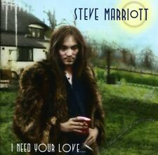 Steve Marriott - Need Your Love [New CD] With Book