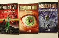 libros Resident evil libro resident evil lote