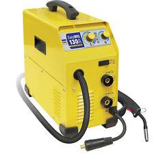 Saldatrice monofase Inverter GYS MIG/ MAG EASYMIG 130 A 032232 Acciao Inox