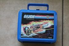 Vintage 1988 Hasbro G.I.Joe Lunch Box A Real American Hero Tiger Force Aladdin