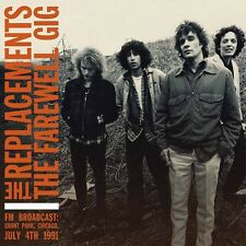 THE REPLACEMENTS Farewell Gig UK 2015 LTD 180g red vinyl 2-LP SEALED / NEW