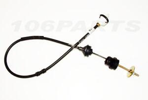 Peugeot 106 Clutch Cable Series 1 All 91-96  XR XS XSI RALLYE Firstline FKC1262
