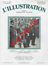 L'illustration 4559 19/07/1930 Défilé École des Beaux-Arts Guignol Marionnettes