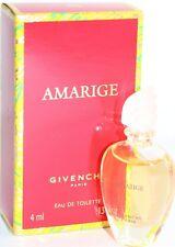Amarige By Givenchy Women Mini Bottle 0.13 OZ 4 ML Eau De Toilette Splash Nib