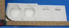 Apple S & P Set Rare Vintage Iandola No I 471 Ceramic Mold Molds