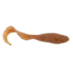 "Berkley Gulp Swimming Mullet Soft Fishing Lure 4"" Pumpkin Seed 10/Pack 1109407"