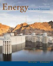 Energy: Its Use and the Environment by Roger A Hinrichs: Used