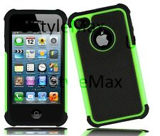 New Hard Shockproof Case Cover for Apple iPhone 4 5 5c 6 6 plus