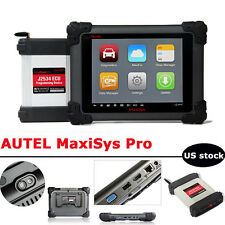 Autel MaxiSYS MS908P Pro Auto Diagnostic Scan Tool System J-2534 reprogramming