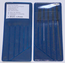 Satz Präzisions Düsenreibahlen 0,15-1,70 mm,stufenlos,(Vergaser,Tuning,Reinigung