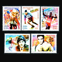 France 2000 - Sport Events of the 20th Century - Sc 2769a/e MNH