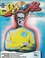Story Of Pop Magazine Buddy Holly Janis Joplin No.25 1973 043019nonr