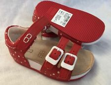 Clarks First Baby Shoes with Hook & Loop Fasteners