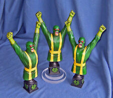 Bowen Marvel HYDRA AGENTS MINI BUST 3 PACK • Avengers • William Paquet 2005 MIB
