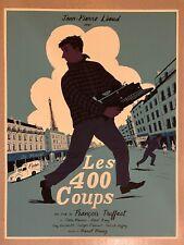 The 400 Blows   Les 400 Coups   Paul Blow   Truffaut   Nautilus   French