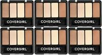 Cover Girl 4 Eye Shadow Country Woods, Pack of 6