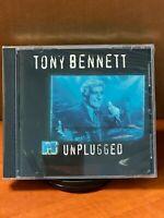 MTV Unplugged by Tony Bennett (CD, Nov-1999, Columbia) Brand New Sealed