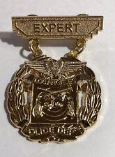 Custom Collectible LAPD Police Shooting Expert Award Recreation Prop Unofficial