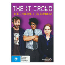 The IT Crowd The Internet Is Coming  DVD Brand New Aus Region 4 - Chris O'Dowd