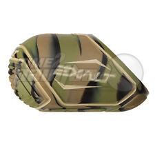 Exalt Paintball Tank Cover - Jungle Camo - Small Fits 45ci-50ci Rubber