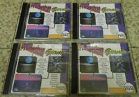 Synthesizer Giants  Instrumentals   4 Separate CDs  Compilation Very Rare MUSIC