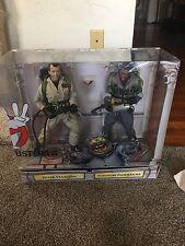 """Ghostbusters Ii Peter Venkman & Winston Zeddemore 2 Pack 12"""" Inch Figures Mattel"""