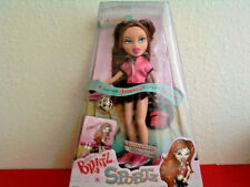 Bratz Girlz Girl Meygan Sportz Blazin Bowlin Doll Red Hair Green Eyes New