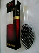Royalty By Brush King- Bk#2 Hard Shower Wave Brush Wash and Style and Shower